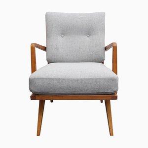 Sessel aus Kirschholz von Knoll für Walter Knoll / Wilhelm Knoll, 1950er