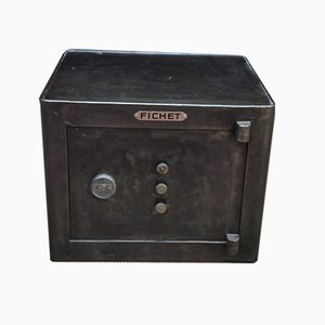 Small Safe from Fichet, 1950s