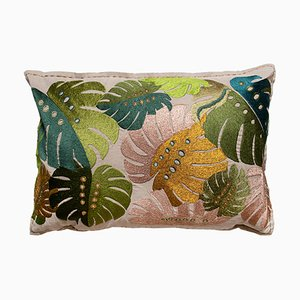 Verde Zak Cushion by Bokja