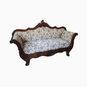 Antikes Louis Philippe Boot-Sofa