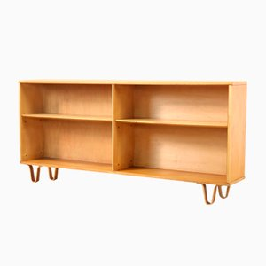 Vintage Birch Bookcase by Cees Braakman for Pastoe