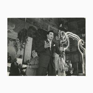 Mario Lanza Performing Live, 1950