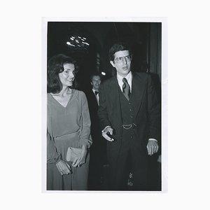 Jackie Kennedy & Marvin Hamlisch, 1960s
