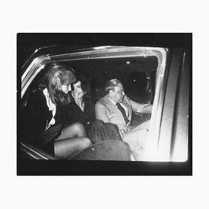 Jackie Kennedy e Frank Sinatra, anni '60
