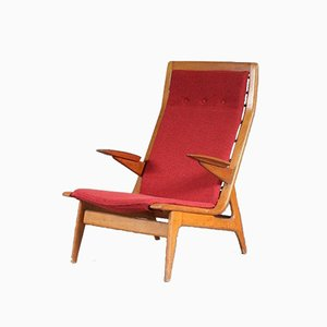 Dutch Easy Chair from De Ster Gelderland, 1950s