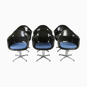 Armchairs by Charles and Ray Eames, Set of 6