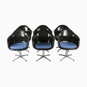 Armlehnstühle von Charles und Ray Eames, 6er Set