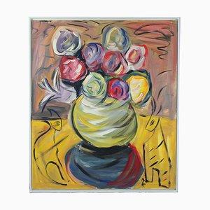 Hartmut Ritzerfeld, Beuysspiegel, acrílico sobre lienzo, 2008