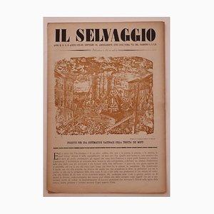 Mino Maccari - the Wild Nr.5 von Mino Maccari - 1933