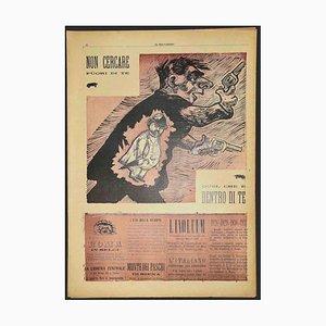 Mino Maccari - the Wild No.6 / 7 by Mino Maccari - 1934