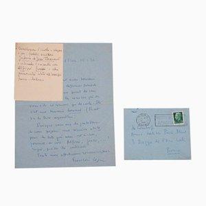 Amitié Franco-Italian - Autograph Letter Signed by François Le Grix - 1936