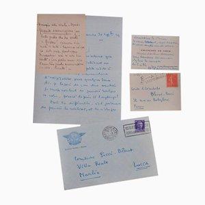 Confidential Autograph Letter Signed by François Le Grix - 1934