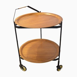 Danish Teak Trolley from Silva, 1960s
