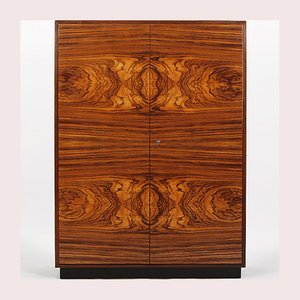 Functionalist Cabinet by Jindřich Halabala for UP Závody, 1930s