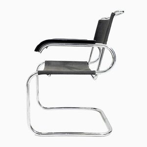 Vintage Model B55 Cantilever Chair by Marcel Breuer