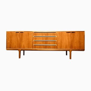 Teak Dunbar Collection Sideboard by Tom Robertson for McIntosh, 1960s