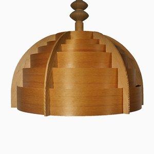 Lampada da soffitto Mid-Century di Hans-Agne Jakobsson per AB Ellysett Markaryd