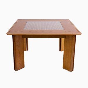 Esstisch aus Holz von Carlo Scarpa, 1960er