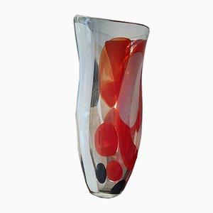 Vaso vintage in vetro