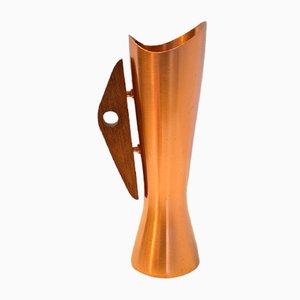 Vintage Copper Vase, 1960s