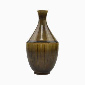 Mid-Century Vase by John Andersson for Höganäs, 1950s