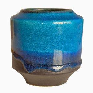 Vaso in ceramica di Jan Bontjes van Beek, anni '60