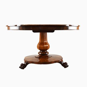 Victorian Flame Mahogany Breakfast Table