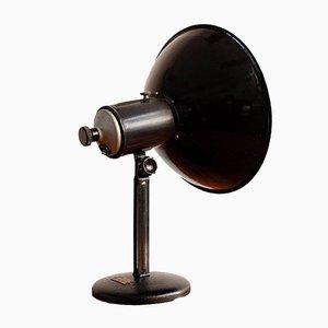 Czechoslovakian Industrial Adjustable Table Lamp, 1960s