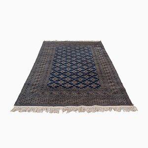 Vintage Persian Woven Bokhara Hall Carpet, 1930s