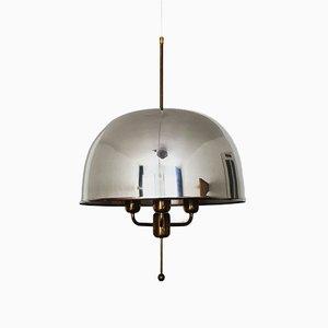 Lámpara colgante Carolin en dos tonos de Hans-Agne Jakobsson para Hans-Agne Jakobsson AB Markaryd, años 60