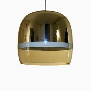 Italian Modern Mirrored Murano Glass Pendant Lamp by Vestidello Luca for Vetrarti, 2006
