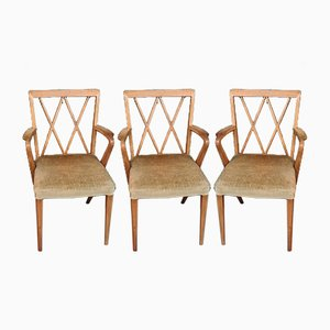 Vintage Armchairs by A. A. Patijn, 1950s, Set of 5