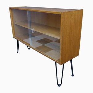 Side Cabinet on Hairpin Legs by Jiří Jiroutek for Interier Praha, 1960s