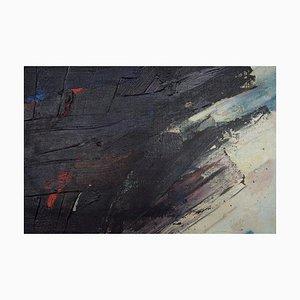 Tomas Nordbäck, 1960er, Ölmalerei auf Keilrahmen