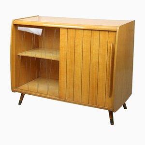 Plattenspieler Schrank / Sideboard, 1950er