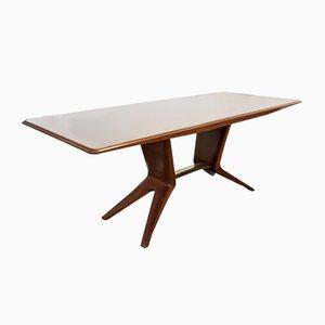 Tisch aus Mahagoni von Galleria Mobili d'Arte di Cantù, 1950er