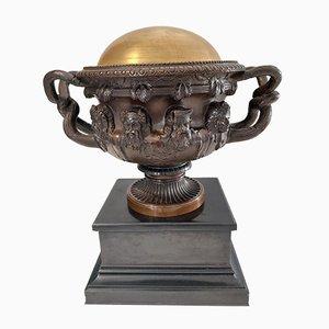 Antique Bronze Cup or Vase