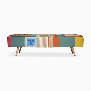 Fattouch Assemblage Bench by Bokja