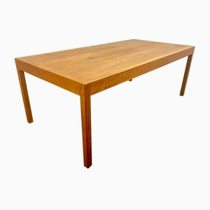 Danish Oak AT-17 Coffee Table by Hans J. Wegner for Andreas Tuck, 1960s