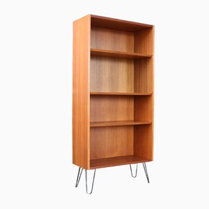Mid-Century Teak Bookcase by Poul Hundevad, 1960s
