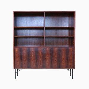 Libreria Mid-Century in palissandro di Poul Hundevad per Hundevad & Co., anni '60
