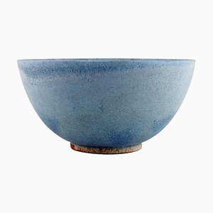 Bowl in Glazed Ceramics, 1980s