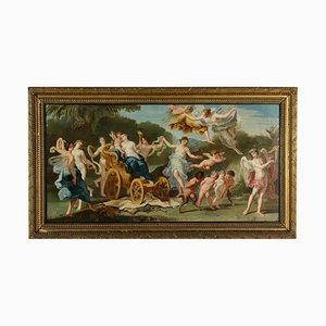 Carlo Cignani, Der Triumph der Venus, Öl auf Leinwand