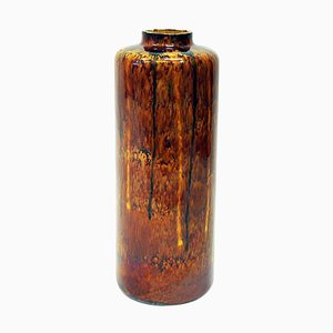 Vintage Large and Glazed Hungarian Floor Vase from Granit, 1960s