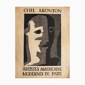 Unknown - Artists Modern Americans in Paris - Original Catalog - 1932
