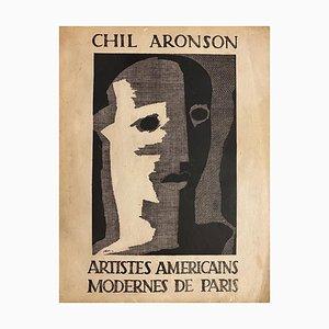 Unknown - Künstler Moderne Amerikaner in Paris - Original Catalogue - 1932