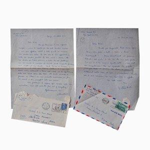 Vittorio Rieti - Autograph Letters - 1953 - 2er Set