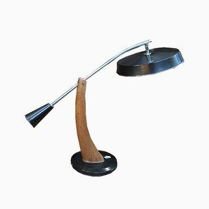 Spanische Tischlampe von Fase, 1960er