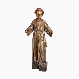 Heilige Skulptur des Jesuskindes