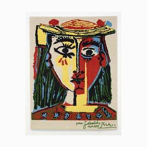 Künstler Teppich von Pablo Picasso für Desso, 1994